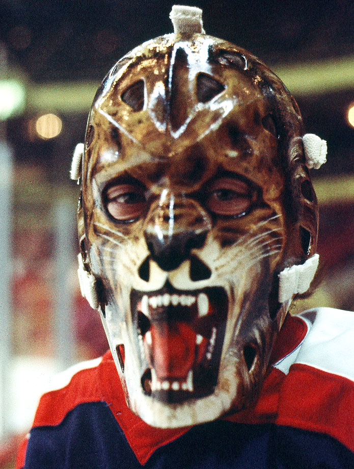 Gilles Gratton — New York Rangers (1977)