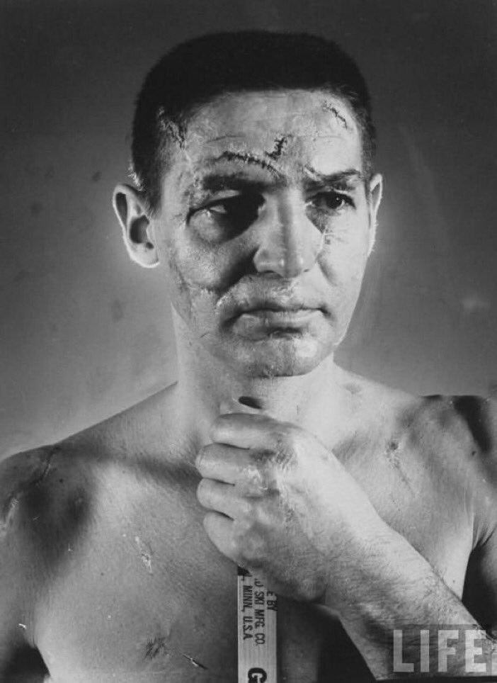 Terry Sawchuk mask