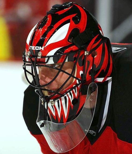 Scott Clemmensen's Carnage Mask