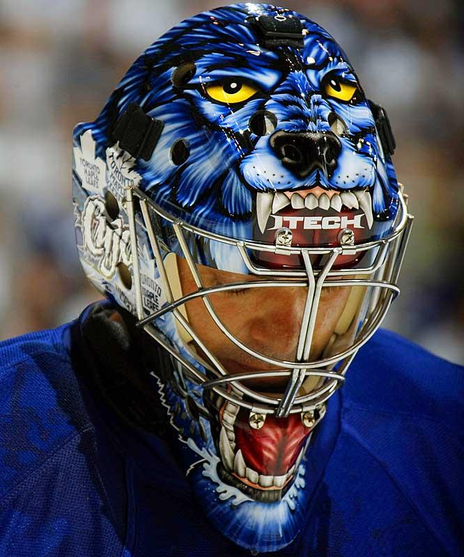 Curtis Joseph (CuJo) - Toronto Maple Leafs (2008)