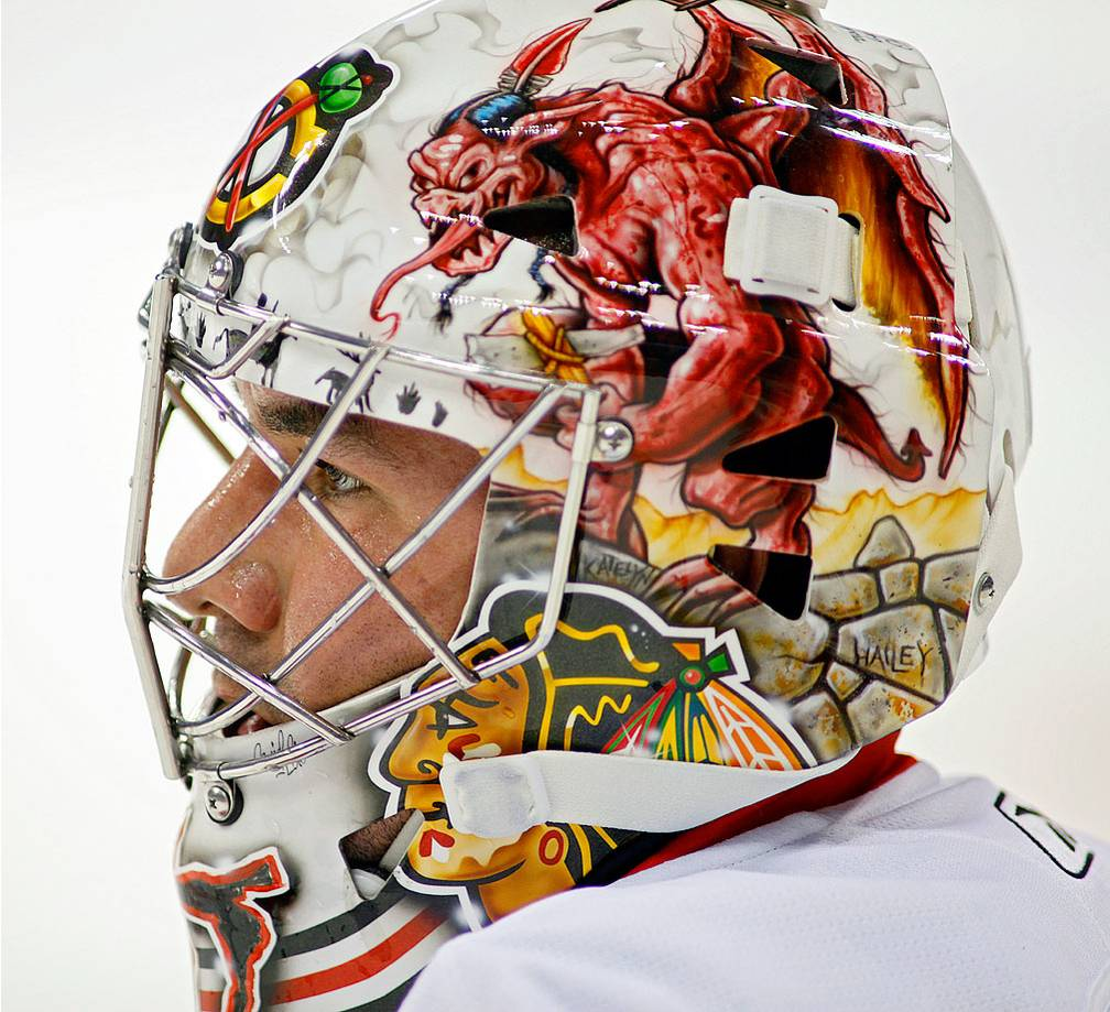 Marty Turco - Chicago Blackhawks (2010)