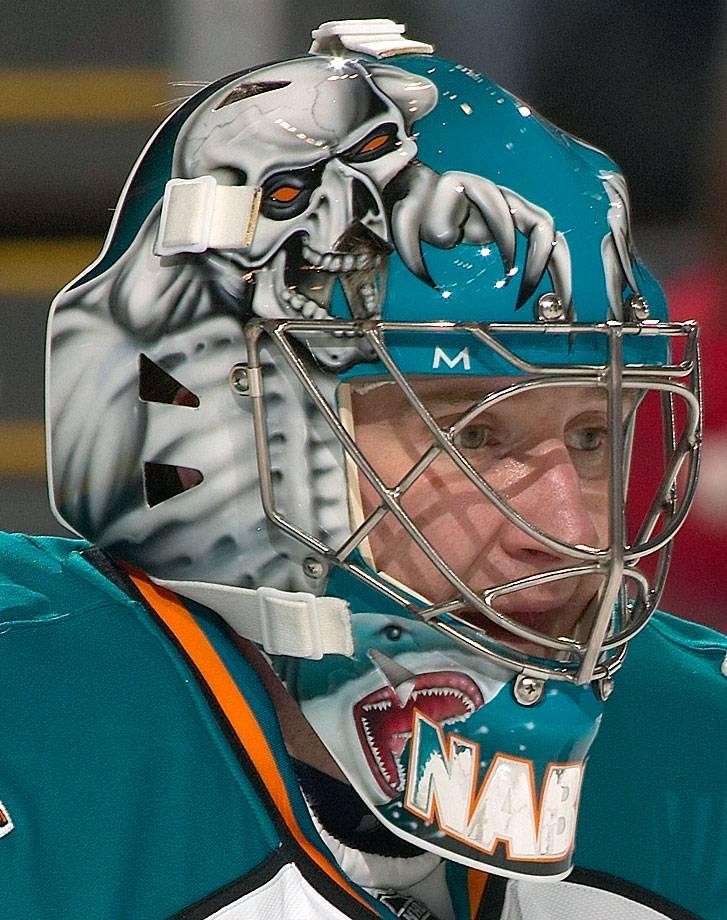 Evgeni Nabokov - San Jose Sharks (2008)
