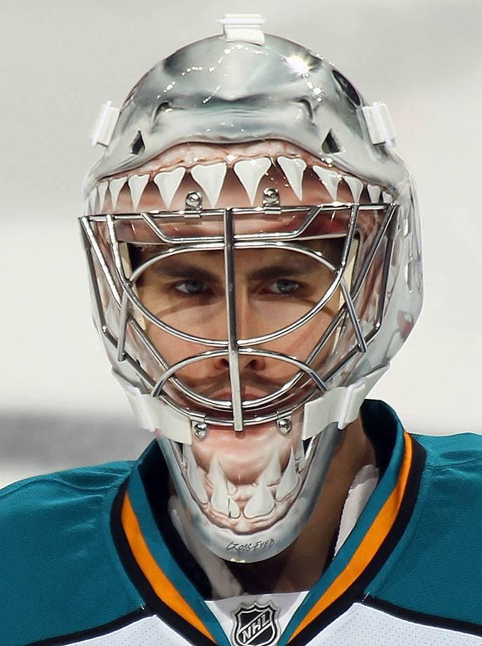 Thomas Greiss - San Jose Sharks (2011)