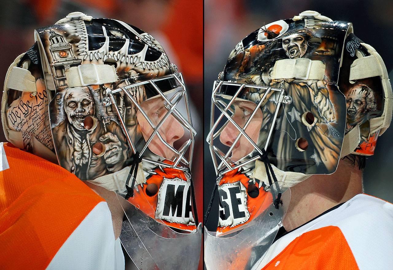 Steve Mason - Philadelphia Flyers (2013)