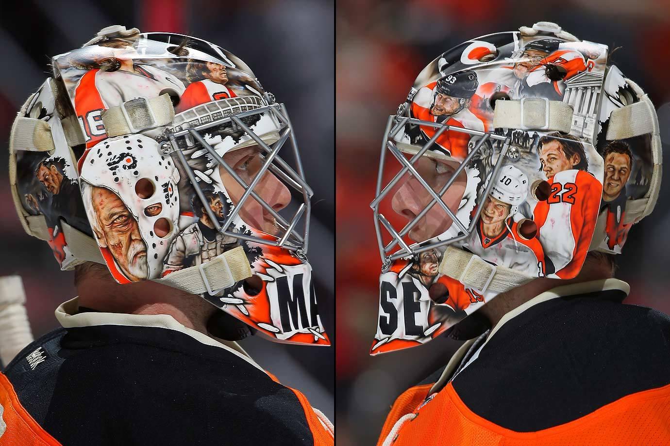 Steve Mason - Philadelphia Flyers (2016)